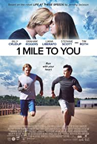 Peter Coyote, Billy Crudup, Stefanie Scott, and Graham Rogers in 1 Mile to You (2017)