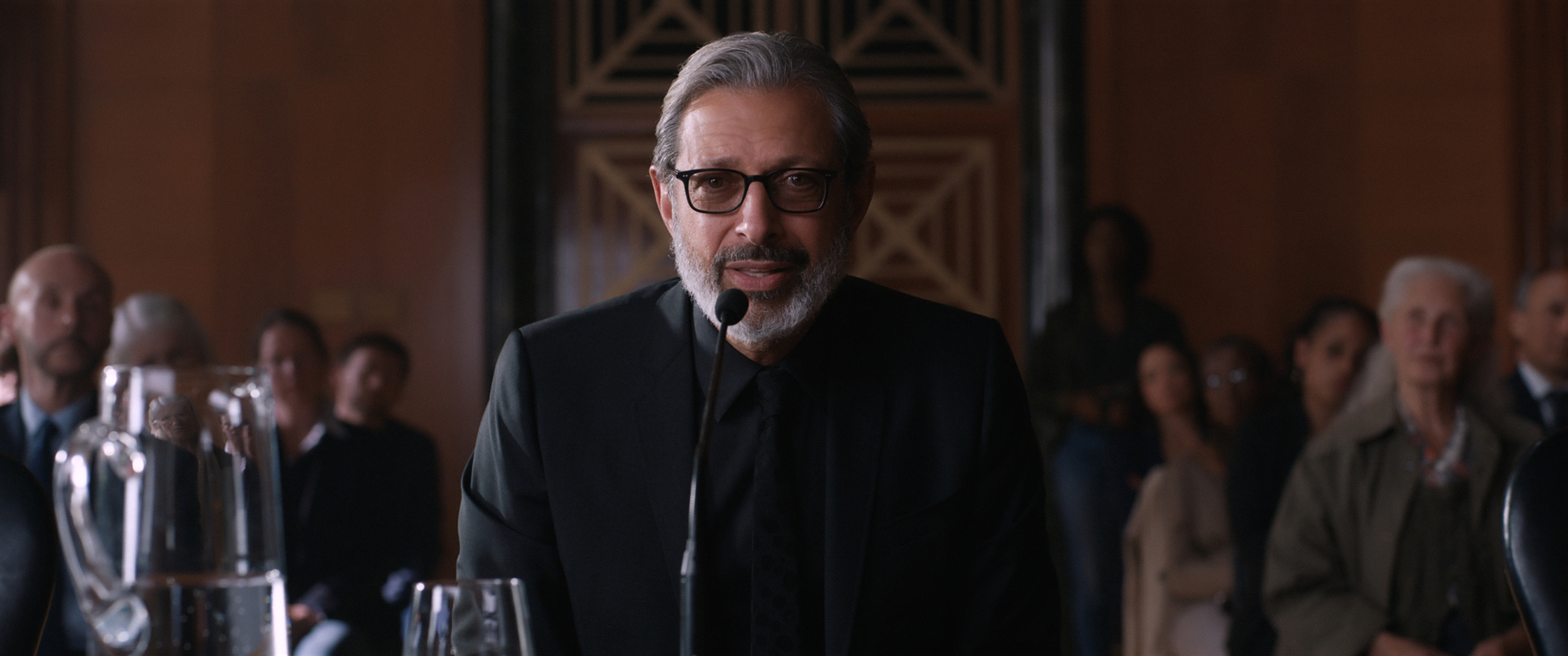 Jeff Goldblum in Jurassic World: Fallen Kingdom (2018)