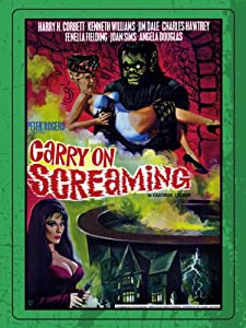 Downloadable movie database free Carry on Screaming! [Quad]