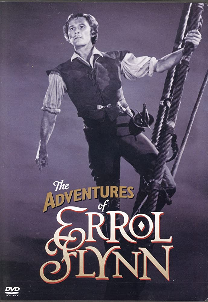 Image result for the adventures of errol flynn
