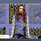 Felicia Day at an event for Dr. Horrible's Sing-Along Blog (2008)