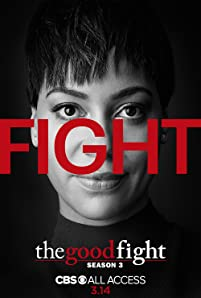 Cush Jumbo in The Good Fight (2017)