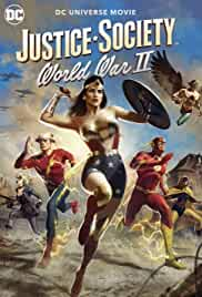 Justice Society: World War II (2021) HDRip English Movie Watch Online Free