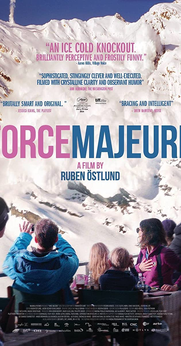Subtitle of Force Majeure