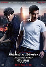 Black & White: The Dawn of Justice (2014) Pi Zi Ying Xiong 2 1080p