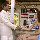 Shawn Wayans and Rochelle Aytes in White Chicks (2004)