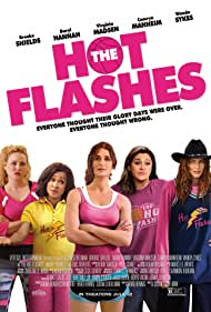 Brooke Shields, Daryl Hannah, Virginia Madsen, and Wanda Sykes in The Hot Flashes (2013)