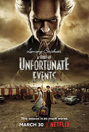 A Series Of Unfortunate Events S1