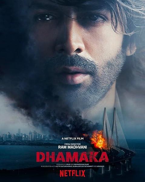 Dhamaka 2021 Hindi Full Movie Official Trailer 1080p HDRip Free Download