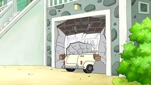 Regular Show: The Garage Door