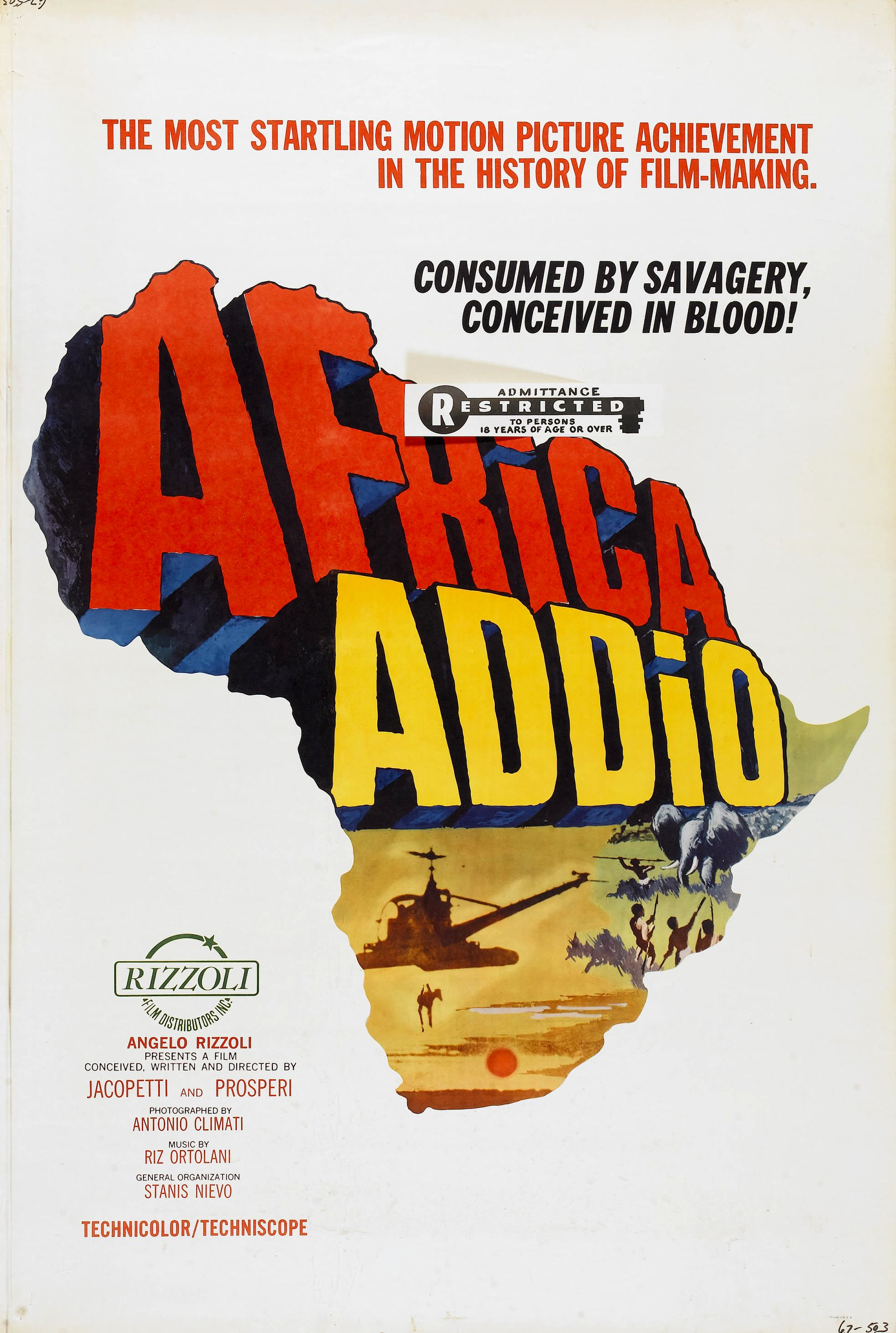 Image result for Africa addio