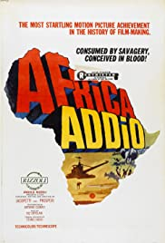 Africa: Blood and Guts (1966) Poster - Movie Forum, Cast, Reviews