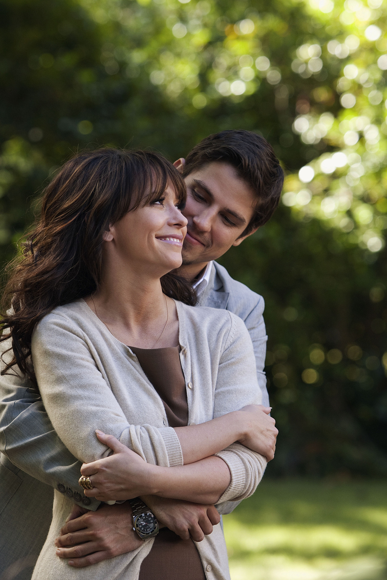 Jennifer Love Hewitt and Sean Faris in The Lost Valentine (2011)