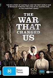 The War That Changed Us Poster