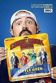 Comic Book Men (2012) Poster - TV Show Forum, Cast, Reviews