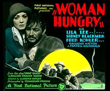 Woman Hungry none
