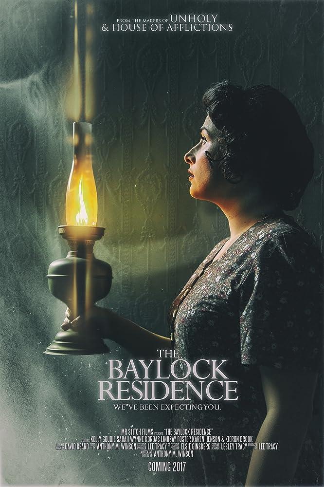 The Baylock Residence (2019) Movie poster on Ganool