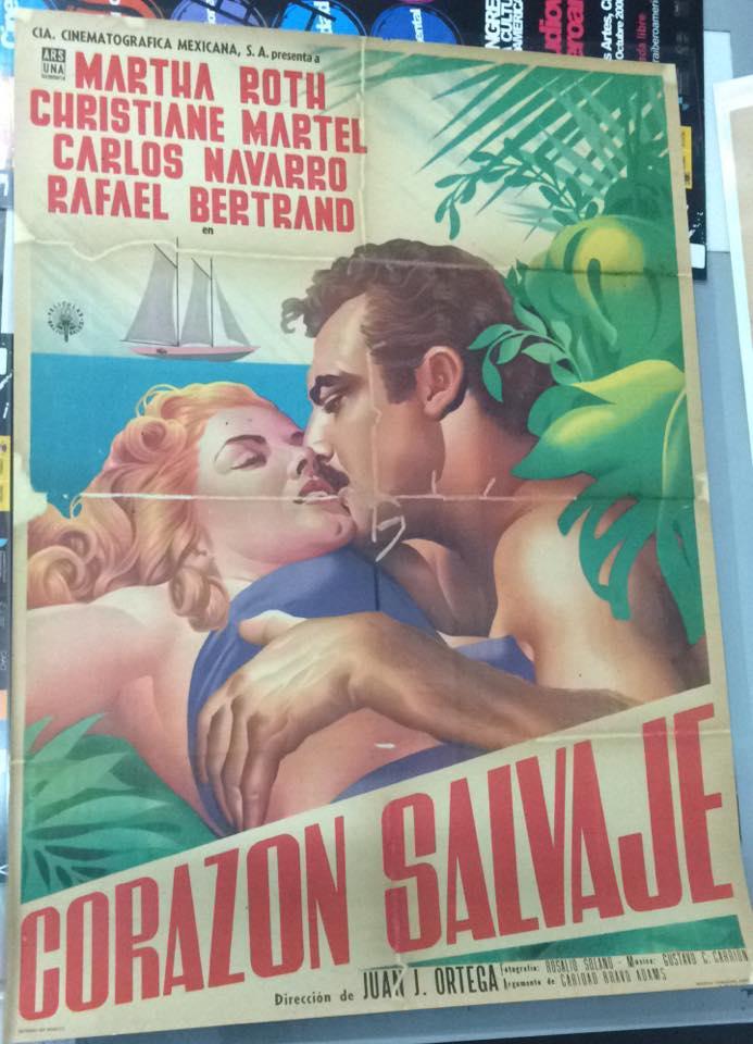 Corazón salvaje (1956)