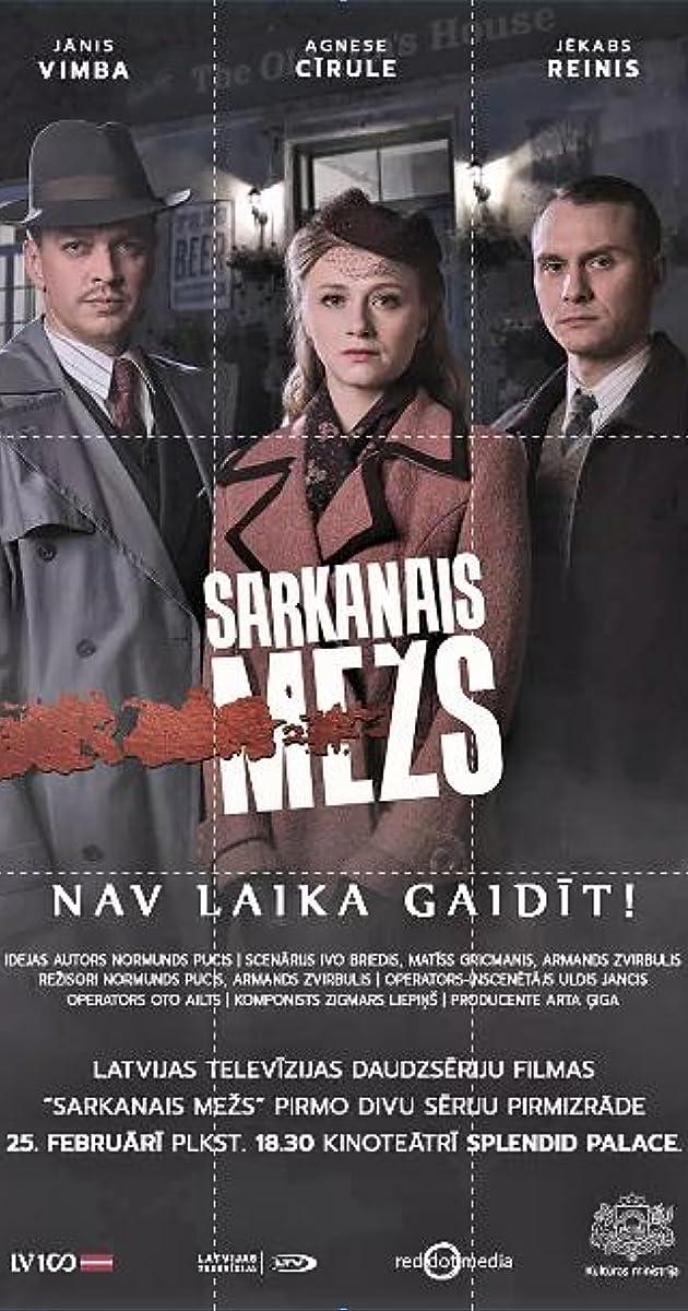 descarga gratis la Temporada 1 de Sarkanais Mezs o transmite Capitulo episodios completos en HD 720p 1080p con torrent