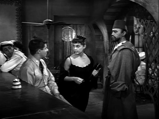 Jerry Lewis in The Sad Sack (1957)