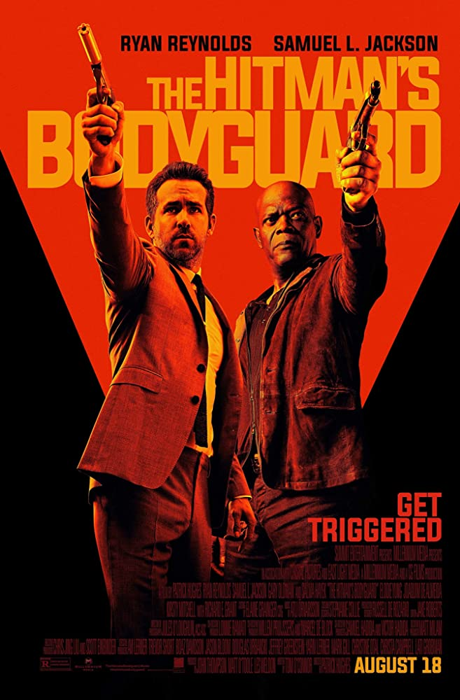 The Hitman's Bodyguard 2017 Hindi Dual Audio 450MB BluRay ESubs