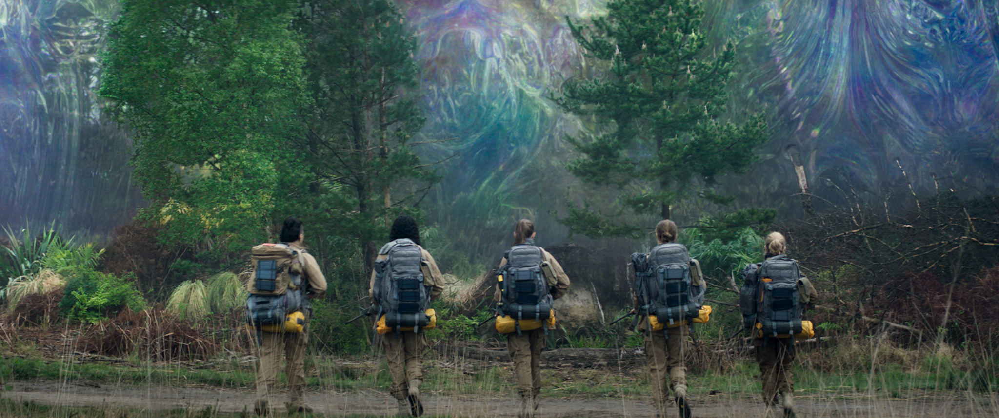 Image result for ANNIHILATION stills