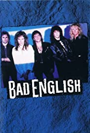 Bad English Poster