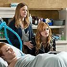 Jennifer Jason Leigh, Cameron Monaghan, and Bella Thorne in Amityville: The Awakening (2017)