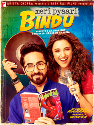 Meri Pyaari Bindu (2017) Hindi AMZN WEB-DL x264 AAC
