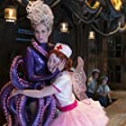 Lucy Punch and Kitana Turnbull in A Series of Unfortunate Events (2017)