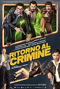 Primary photo for Ritorno al crimine
