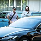 Martin Starr and Kumail Nanjiani in Silicon Valley (2014)