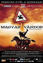 Hungarian Vagabond Poster