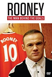 Rooney: The Man Behind the Goals Poster