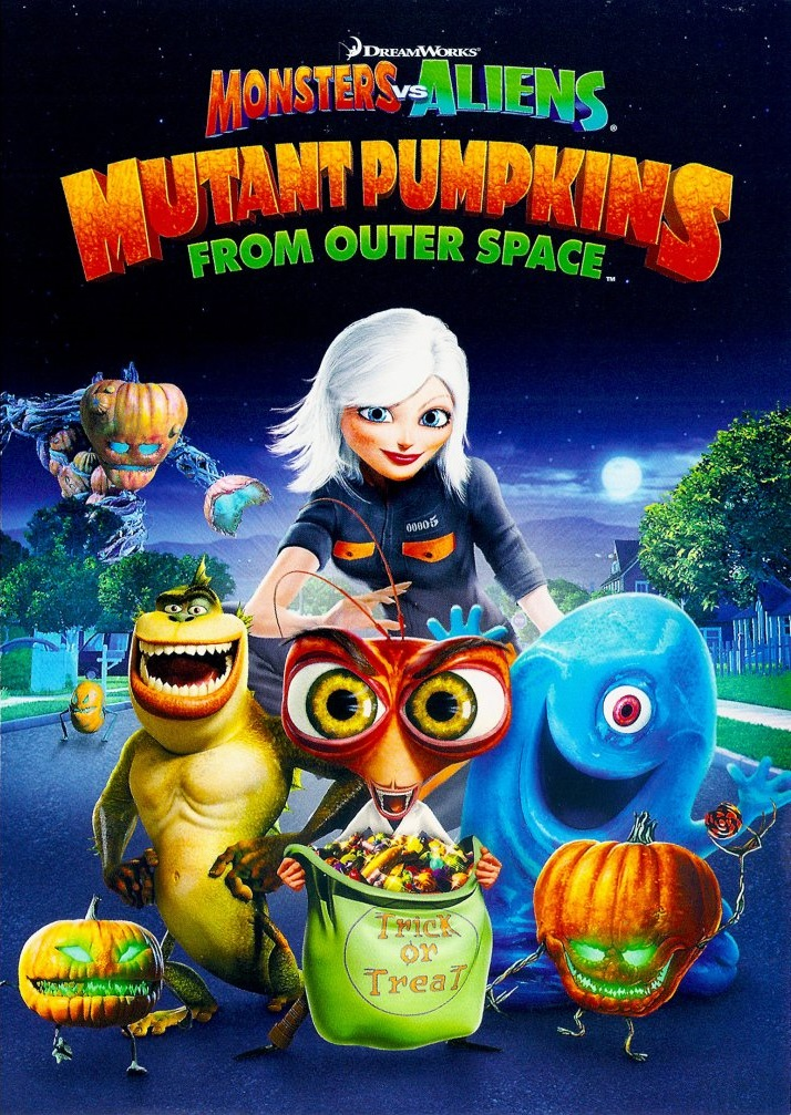 Monsters vs Aliens: Mutant Pumpkins from Outer Space (TV Short 2009