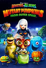 Primary photo for Monsters vs Aliens: Mutant Pumpkins from Outer Space