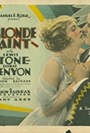 The Blonde Saint Poster