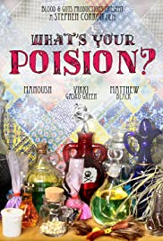 What's Your Poison? Poster