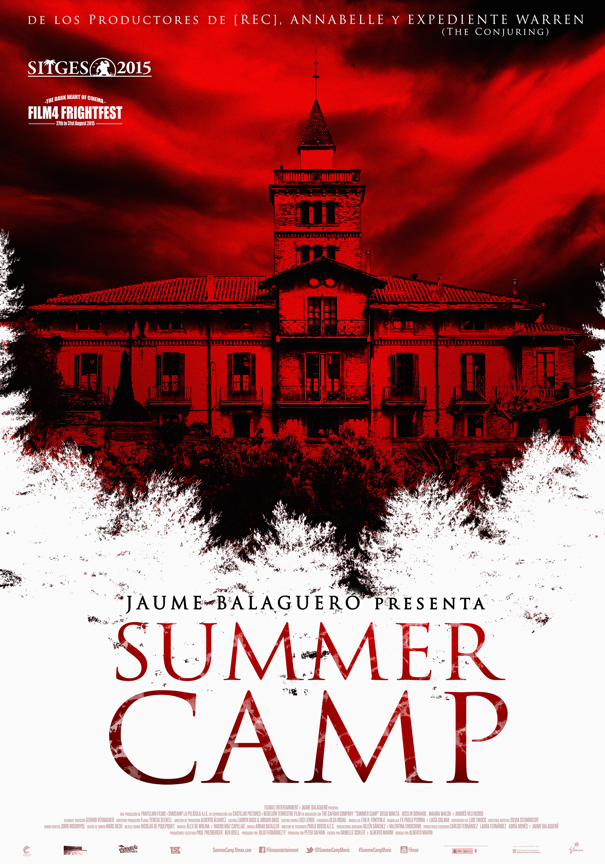 Summer Camp (2015) - IMDb