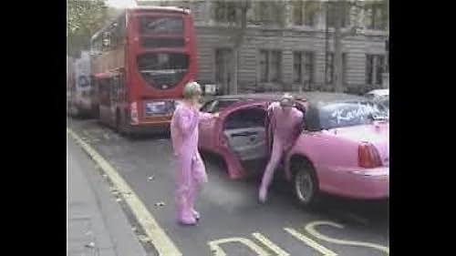 Men in Pink Scene from Bruno