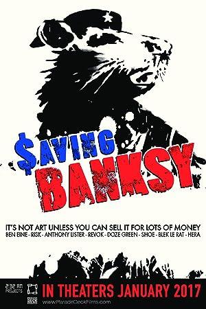 Where to stream Saving Banksy