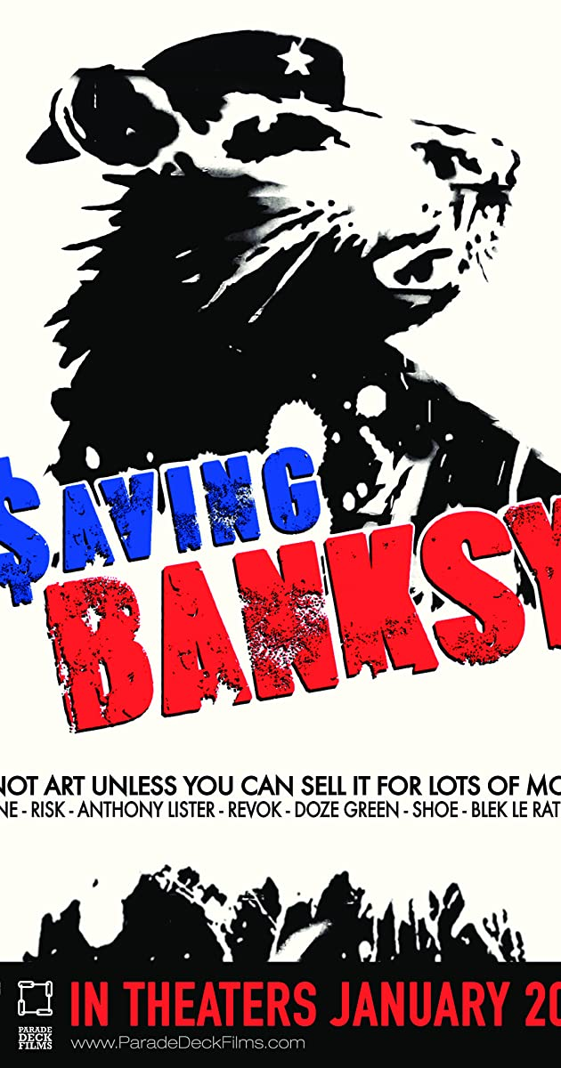 Subtitle of Saving Banksy