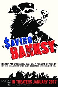 Pay for movie downloads Saving Banksy by Chris Moukarbel [640x320]