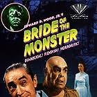 Edward D. Wood Jr., Bela Lugosi, Tor Johnson, and Loretta King in Bride of the Monster (1955)