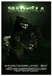 Madzilla! Poster