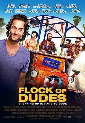 Flock of Dudes film Poster