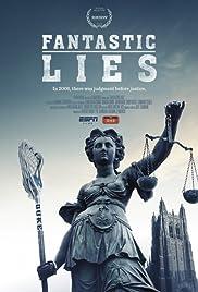 Fantastic Lies Poster