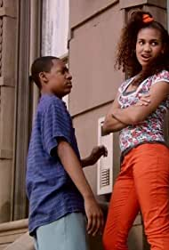 Paige Hurd and Tyler James Williams in Everybody Hates Chris (2005)