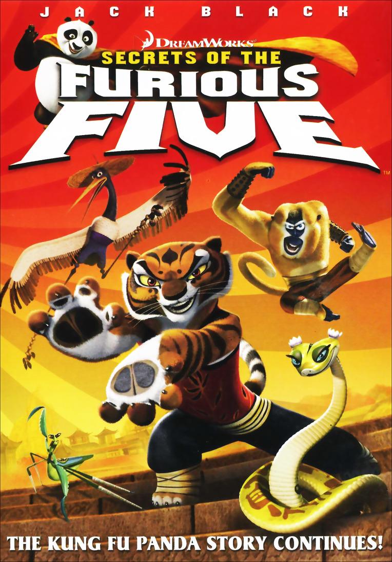 Kung Fu Panda: Secrets Of The Furious Five 2008.mkv
