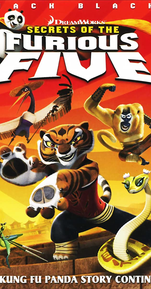 Kung Fu Panda Secrets Of The Furious Five Video 2008 Imdb